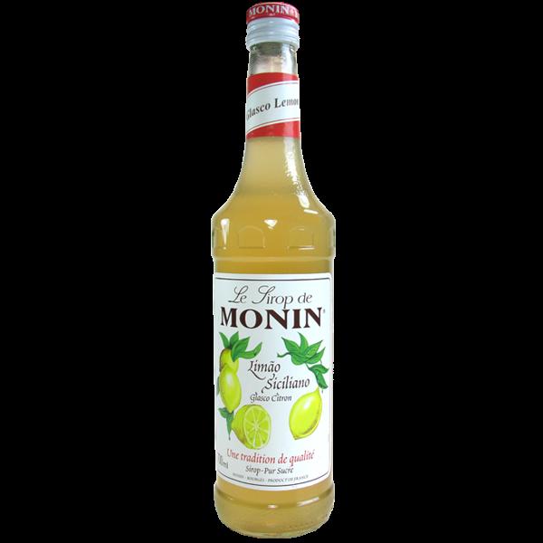 Xarope Monin Limão Siciliano Glasco Citron 700ml