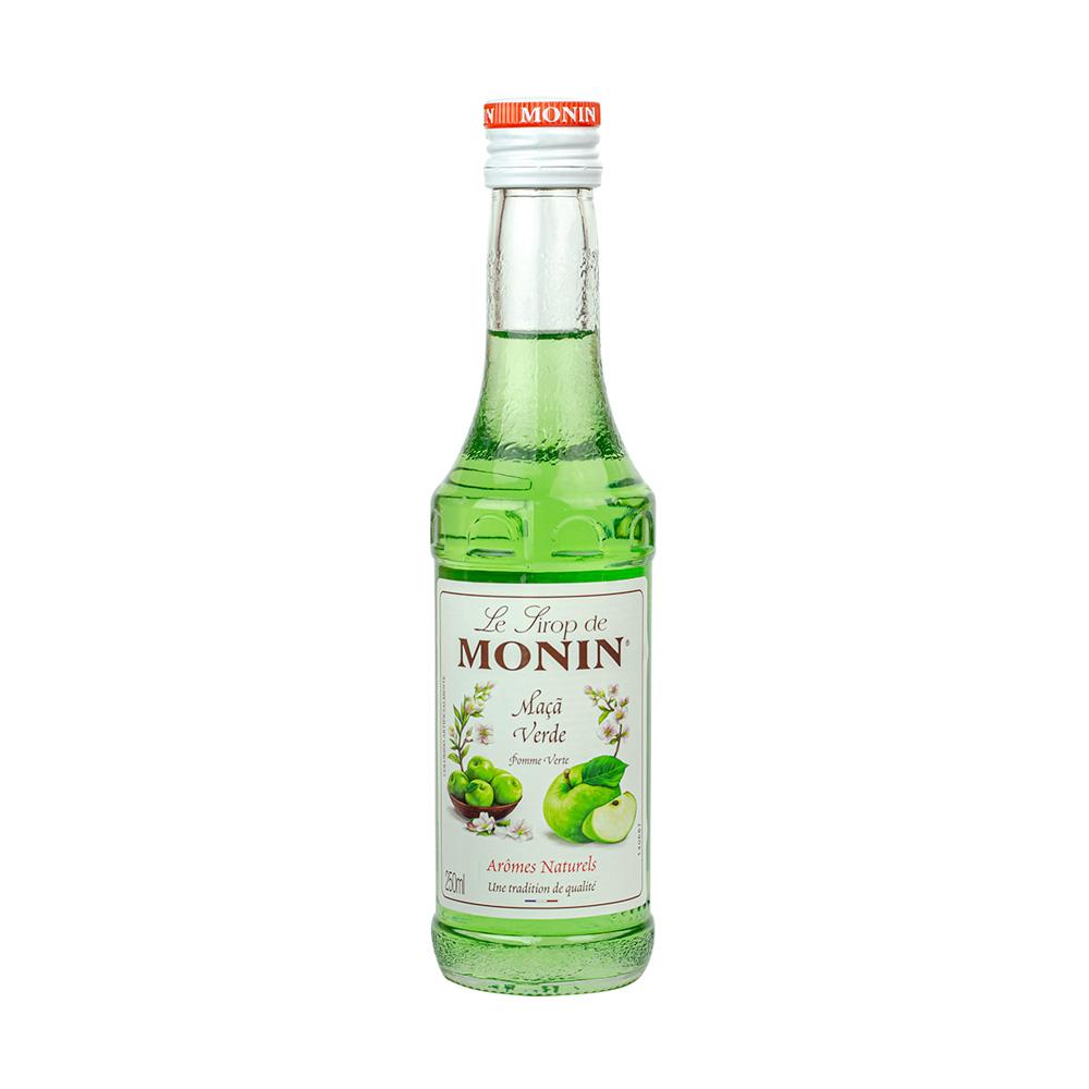 Xarope Monin Maça Verde 250ml