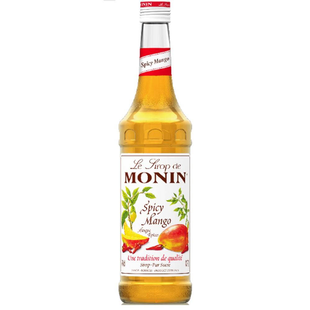 Xarope Monin Spicy Mango 700ml