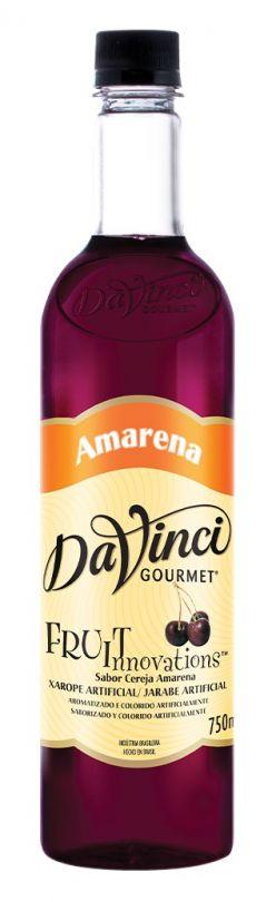 Xarope para Drinks DaVinci -  Amarena