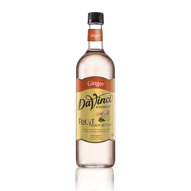 Xarope para Drinks DaVinci 750ml Gengibre