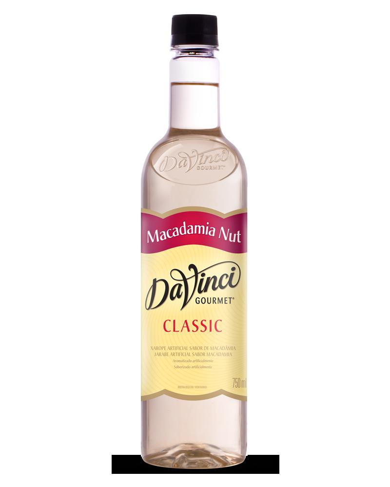 Xarope para Drinks DaVinci -  Macadamia
