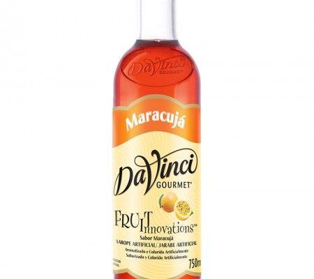 Xarope para Drinks DaVinci -  Maracujá Vermelho