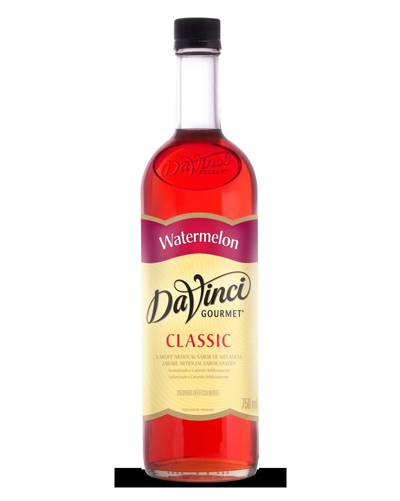 Xarope para Drinks DaVinci -  Melancia/Watermelon