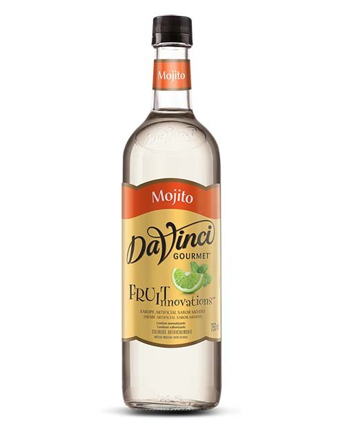 Xarope para Drinks DaVinci -  Mojito