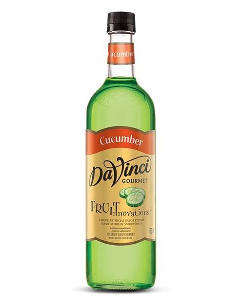 Xarope para Drinks DaVinci -  Pepino