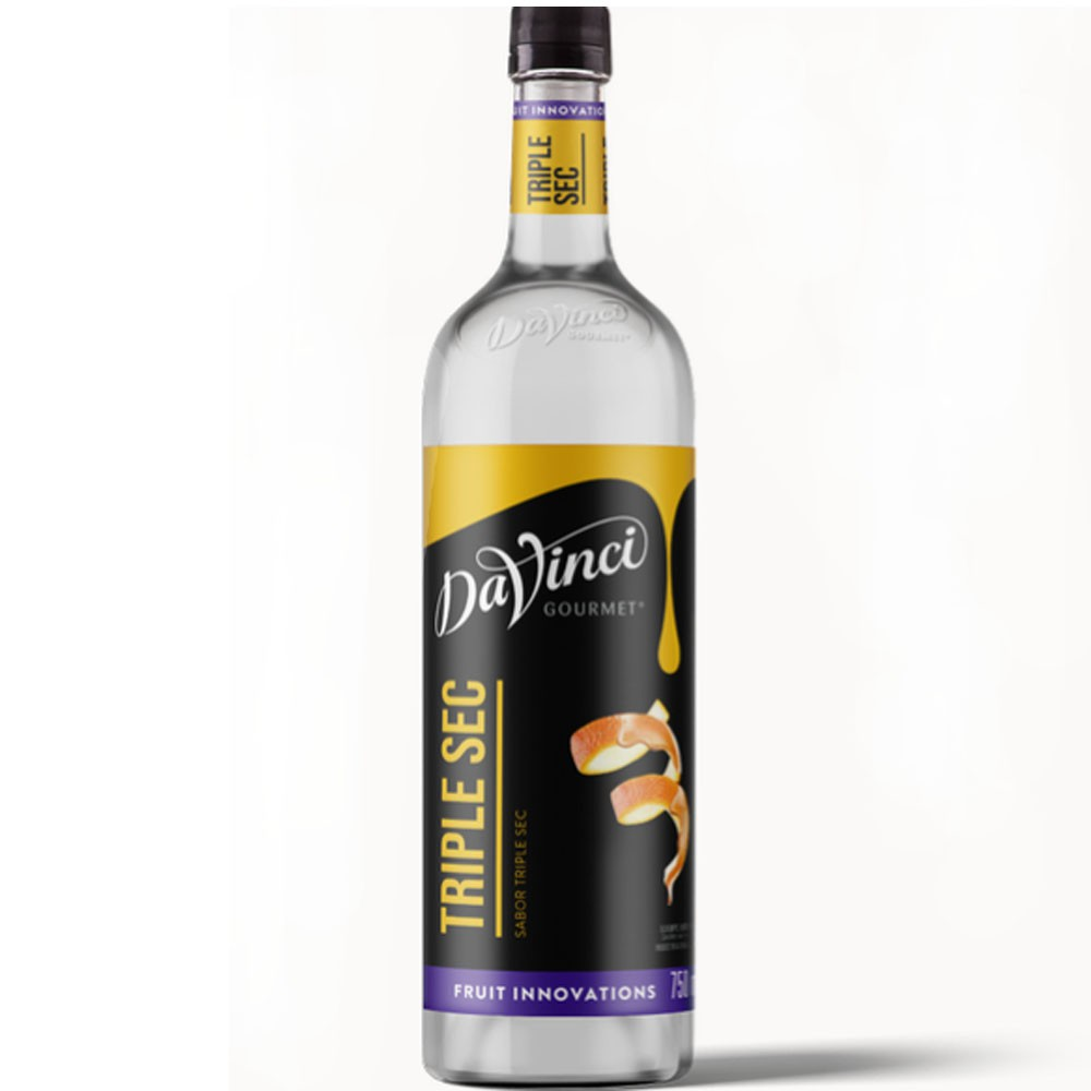 Xarope para Drinks DaVinci -  Triple Sec