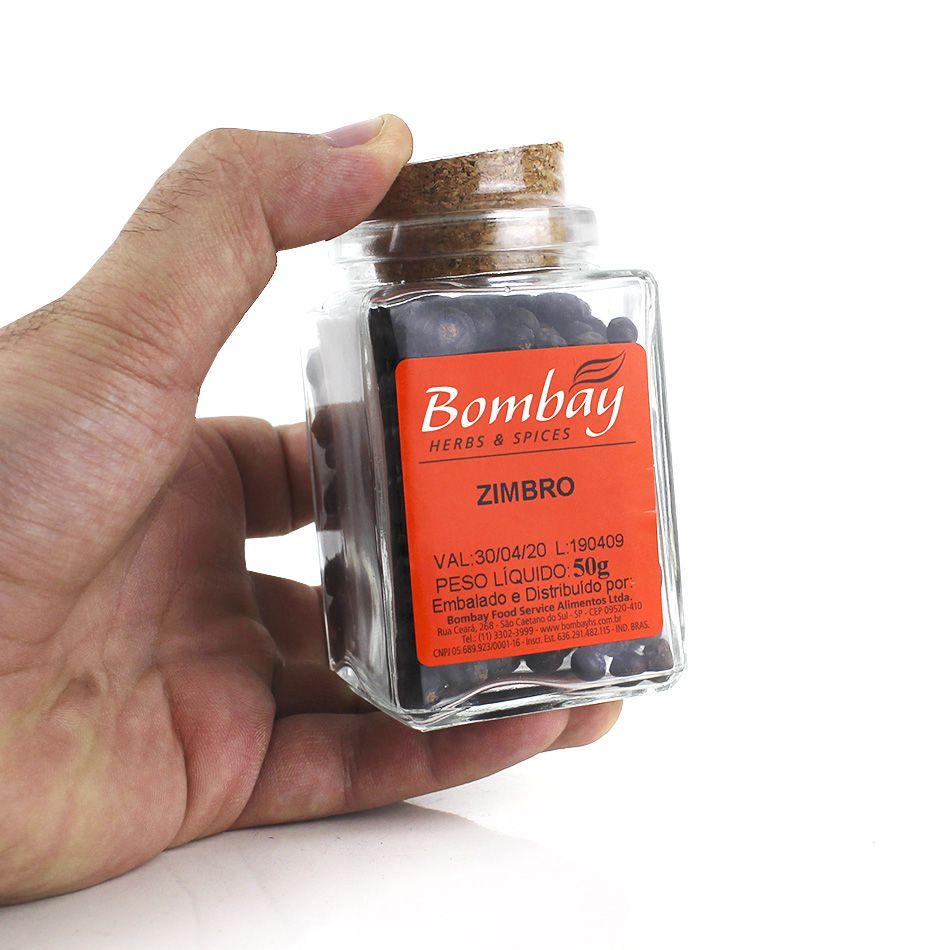 Zimbro Bombay Vidro 50g