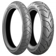Pneus Bridgestone Battlax A40 110/80 R19 e 150/70 R17