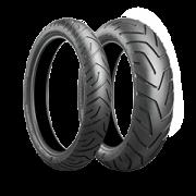 Pneus Bridgestone Battlax A41 100/90 R19 e 140/80 R17