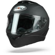 CAPACETE SUOMY STELLAR PLAIN MATT BLACK