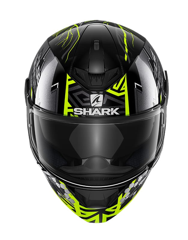 CAPACETE SHARK D-SKWAL2 NOXXYS KYS