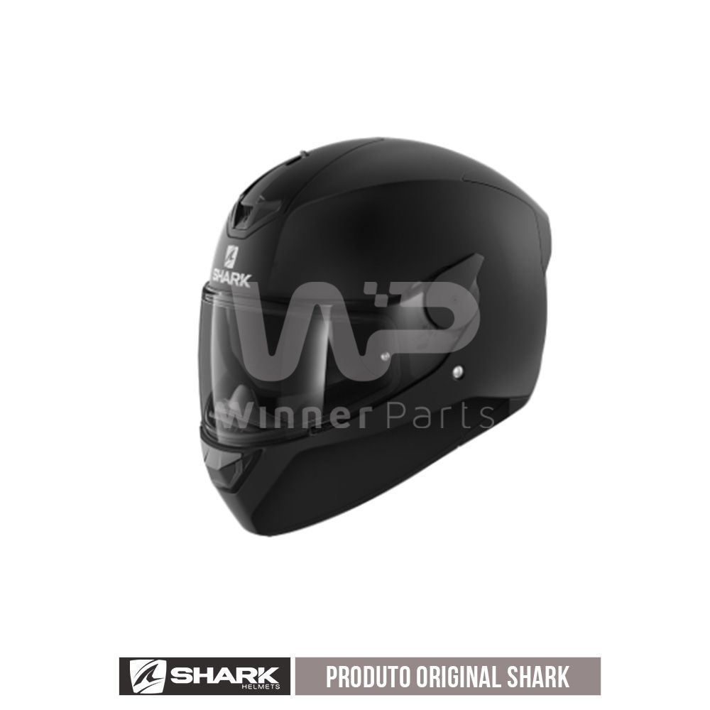CAPACETE SHARK D-SKWAL 2 BLANK MAT