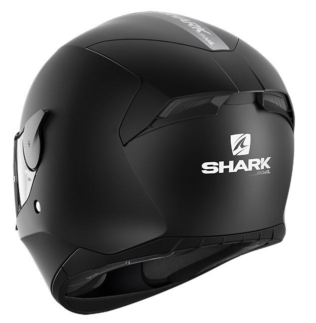 CAPACETE SHARK D-SKWAL 2 BLANK MAT
