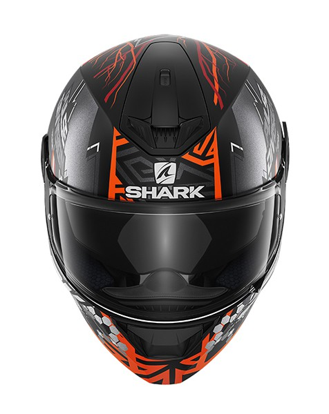 CAPACETE SHARK D-SKWAL 2 NOXXYS MATT KOS