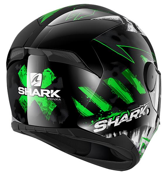 CAPACETE SHARK D-SKWAL 2 PENXA KGY
