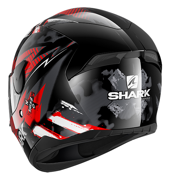 CAPACETE SHARK  D-SKWAL 2 PENXA KRA