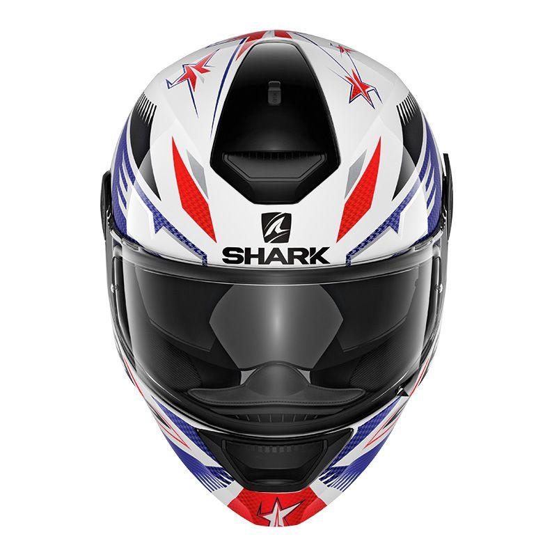 Capacete Shark D-Skwal Draghal WBR