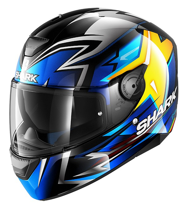 CAPACETE SHARK D-SKWAL REPLICA OLIVEIRA KBY
