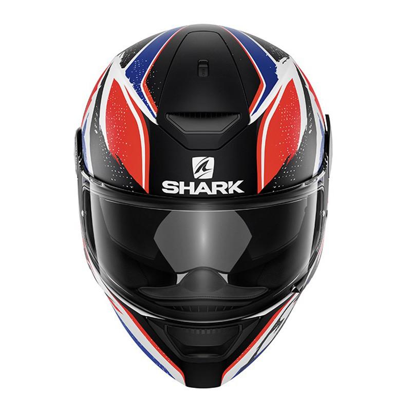 Capacete Shark D-Skwal Ujack Glossy WBR