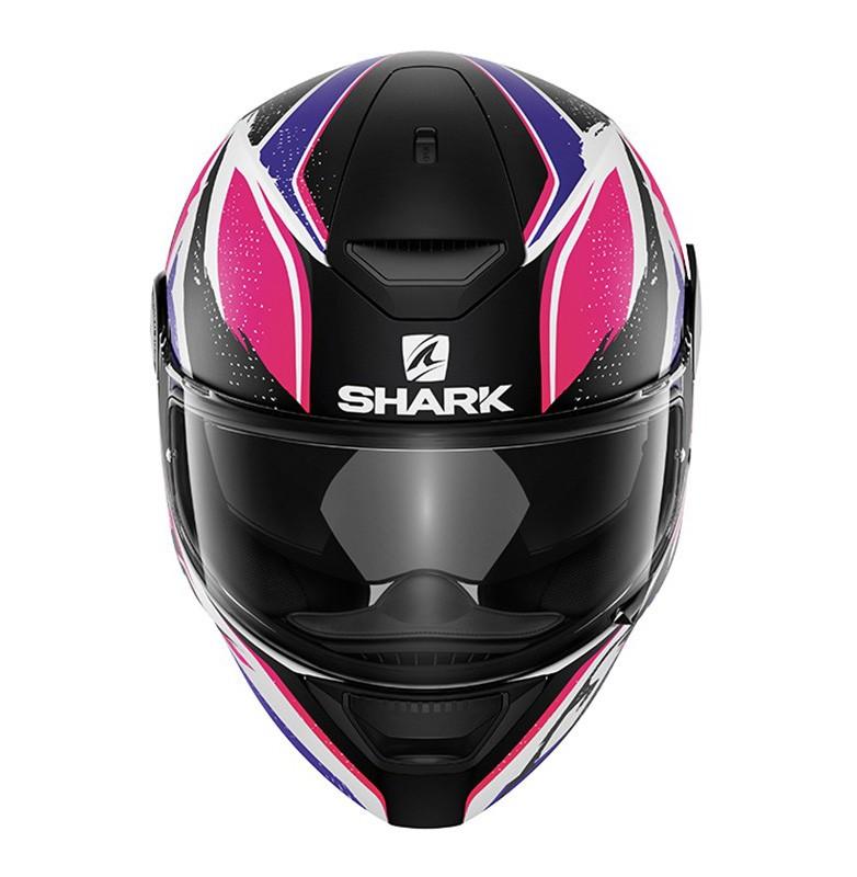 Capacete Shark D-Skwal Ujack Glossy WVV