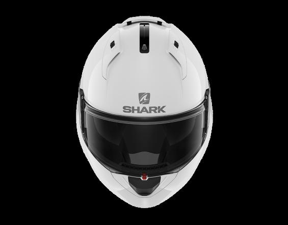 CAPACETE SHARK  EVO ES BLANK WHU