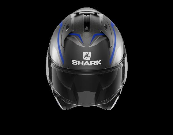 CAPACETE SHARK EVO ES -  YARI MAT ABS