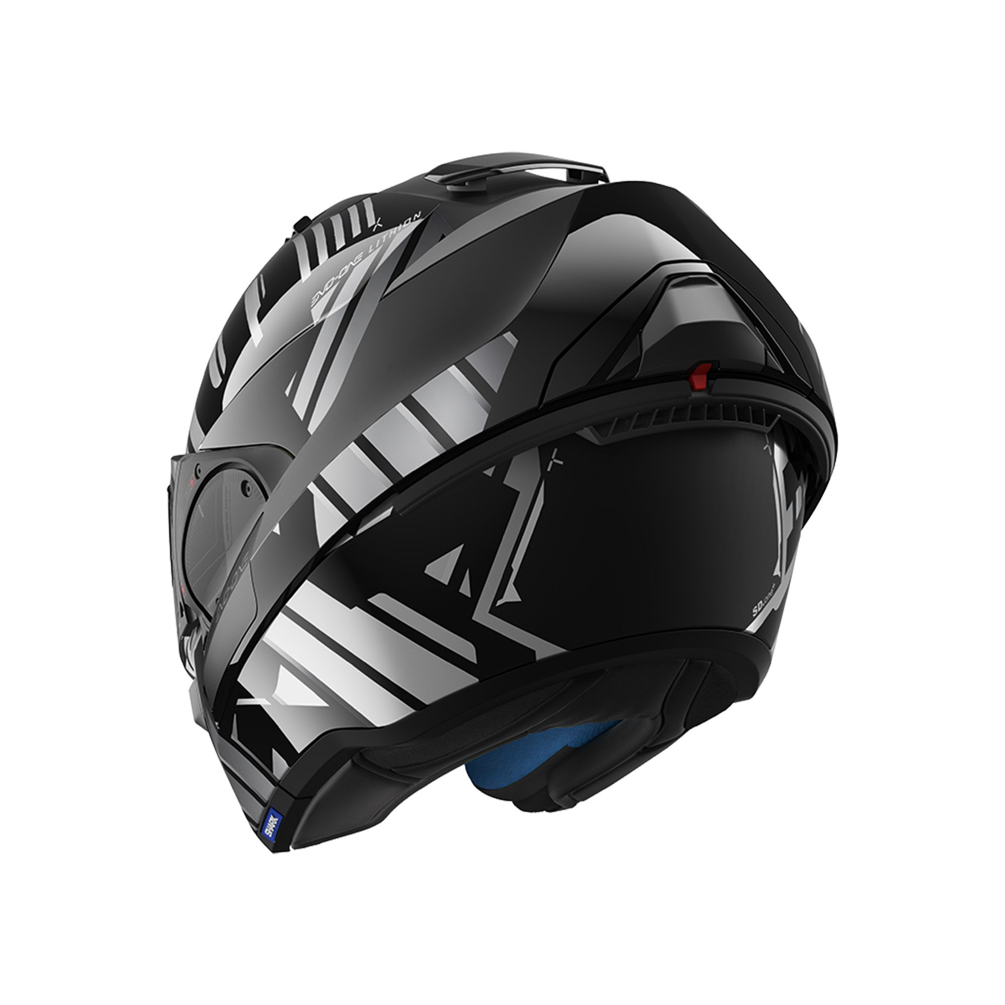 Capacete Shark Evo One S2 Lithion KUA