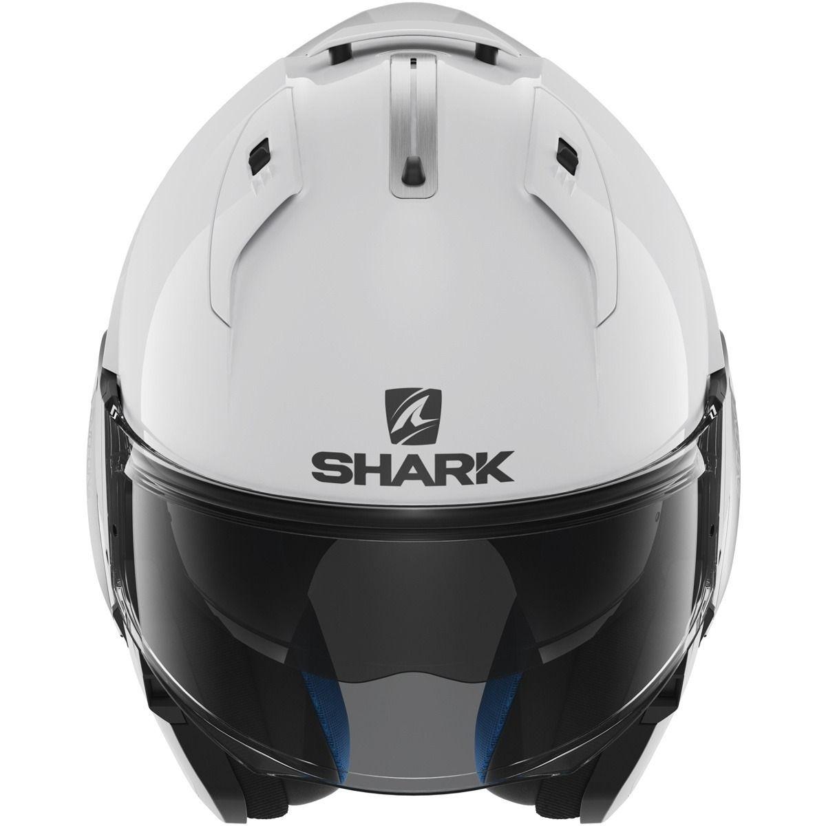 Capacete Shark Evo One V2 Blank WHU