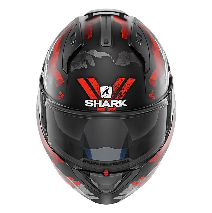Capacete Shark Evo One V2 Skuld Matt KWR