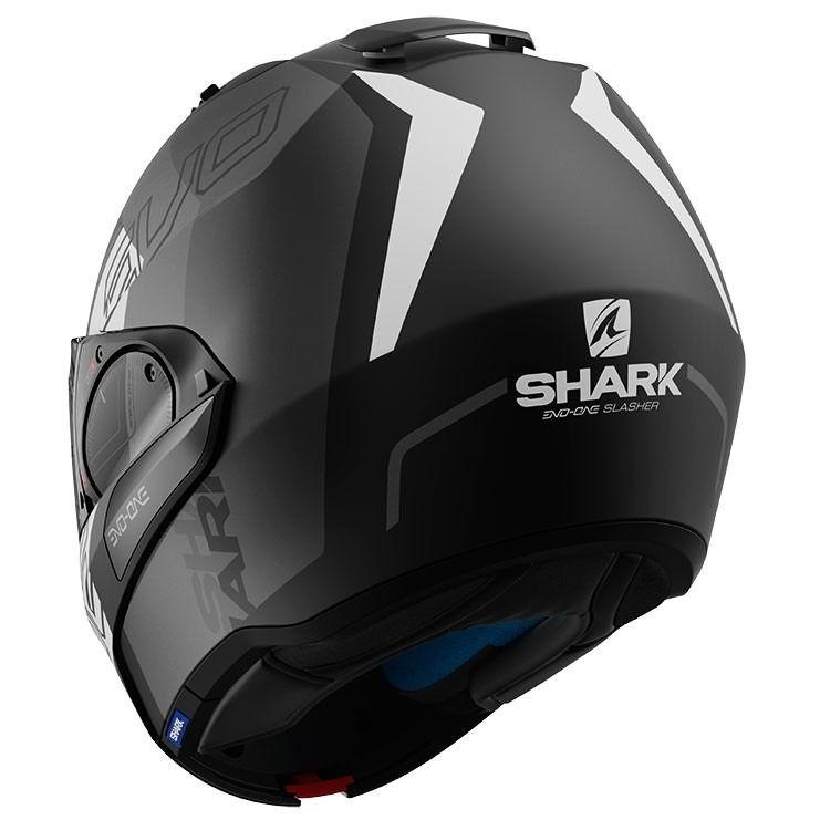 Capacete Shark Evo One V2 Slasher Matt KAW