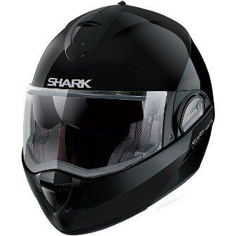 Capacete Shark Evoline Serie 3 Fusion BLK