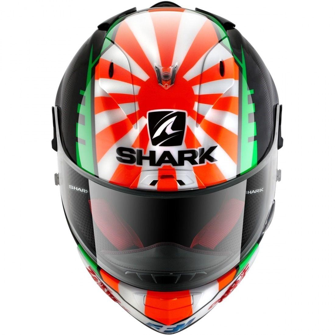 CAPACETE SHARK RACE-R PRO REPLICA ZARCO 2017 KRG