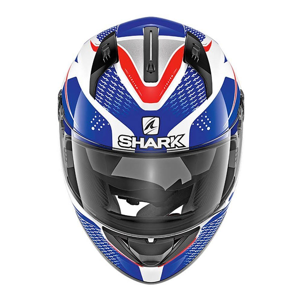 Capacete Shark Ridill 1.2 Stratom WBR