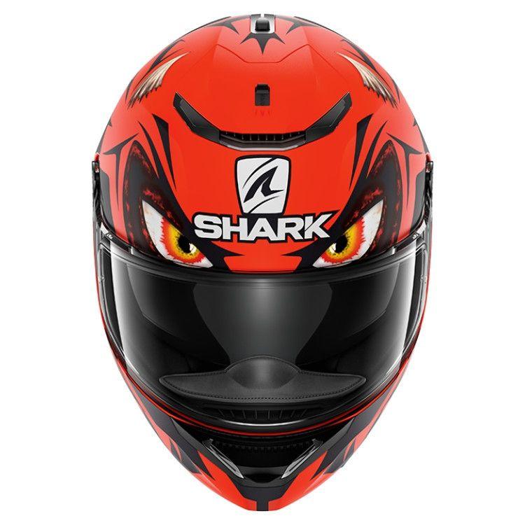 Capacete Shark Spartan Replica Lorenzo Austrian Gp Matt RKR