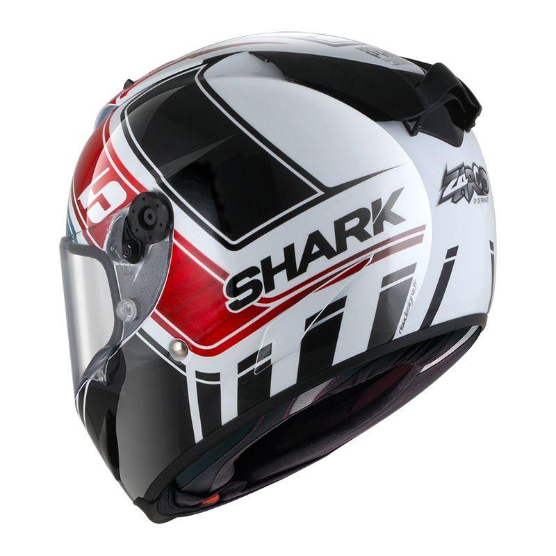 Capacete Shark Race-R Pro Zarco GP de France Glossy WBR
