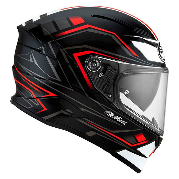 CAPACETE SUOMY SPEEDSTAR GLOW RED