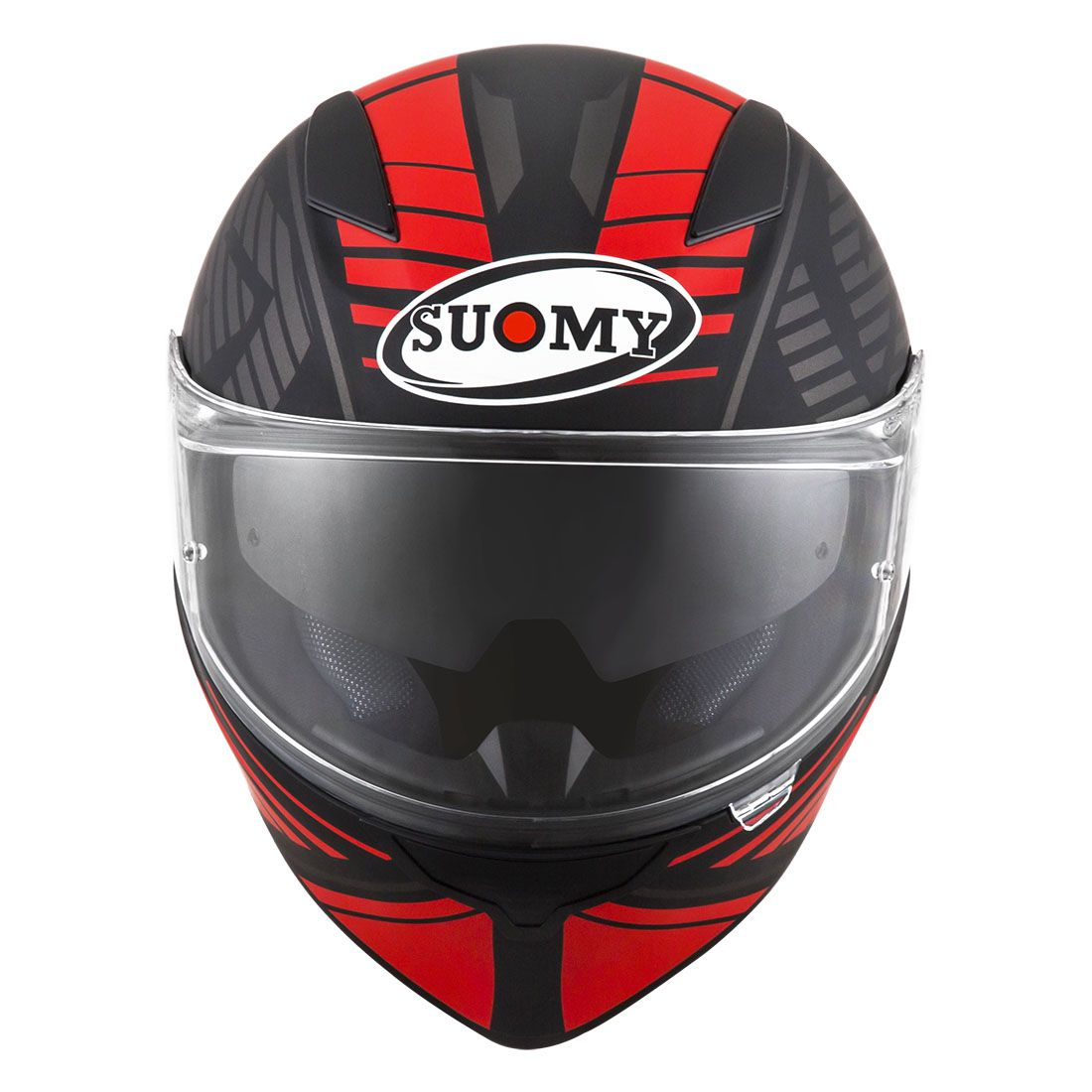 Capacete Suomy Speedstar Sp-1 Matt Red