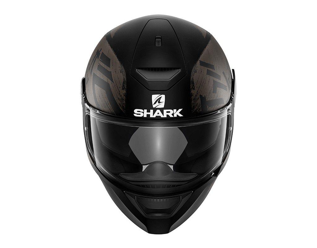 Capacete Shark D-Skwal Hiwo Matt KAK
