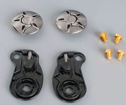 KIT PIVOT FULL SR SPORT  ( BUTTON E FIXAÇÃO)