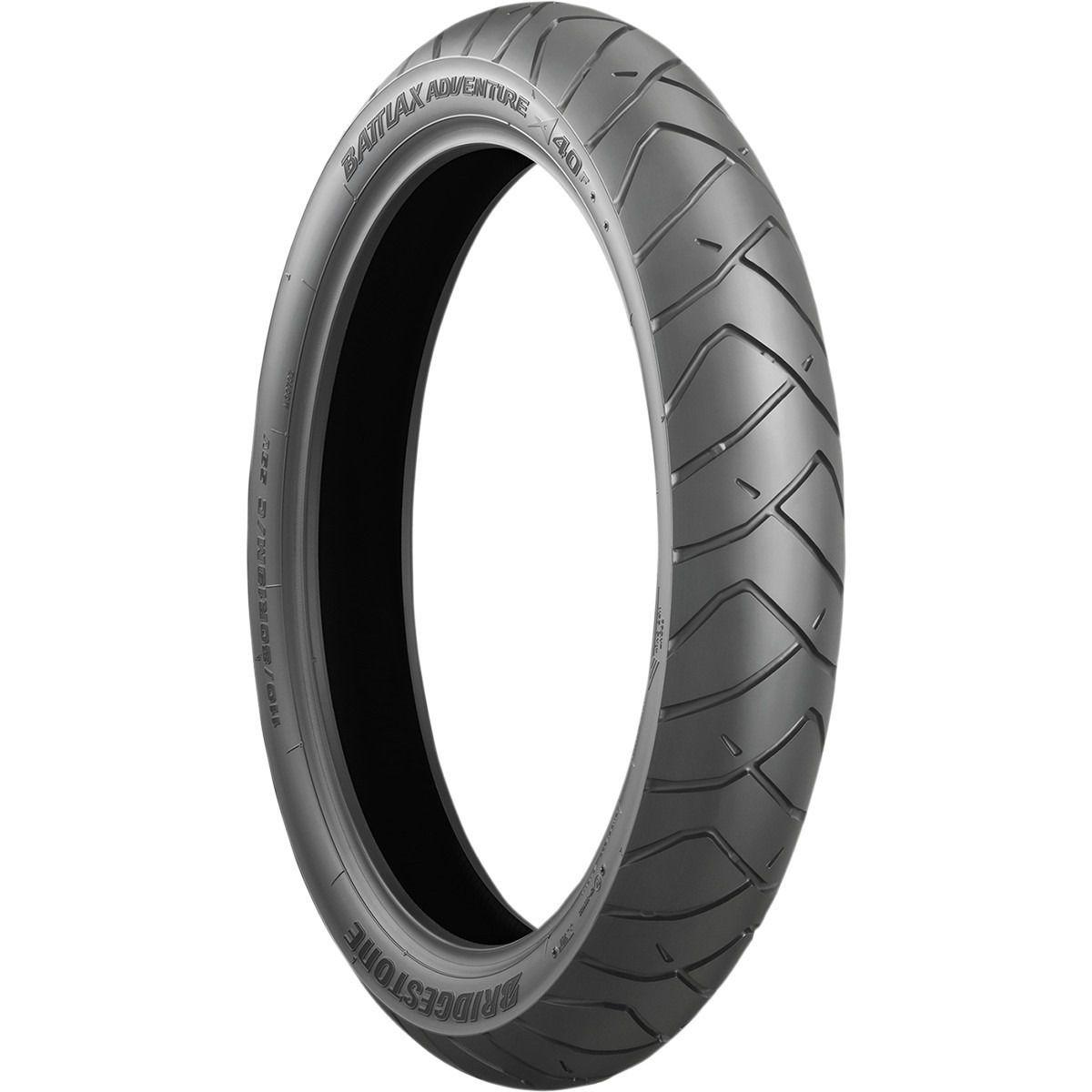 Pneus Bridgestone Battlax A40 120/70 R19 e 170/60 R17
