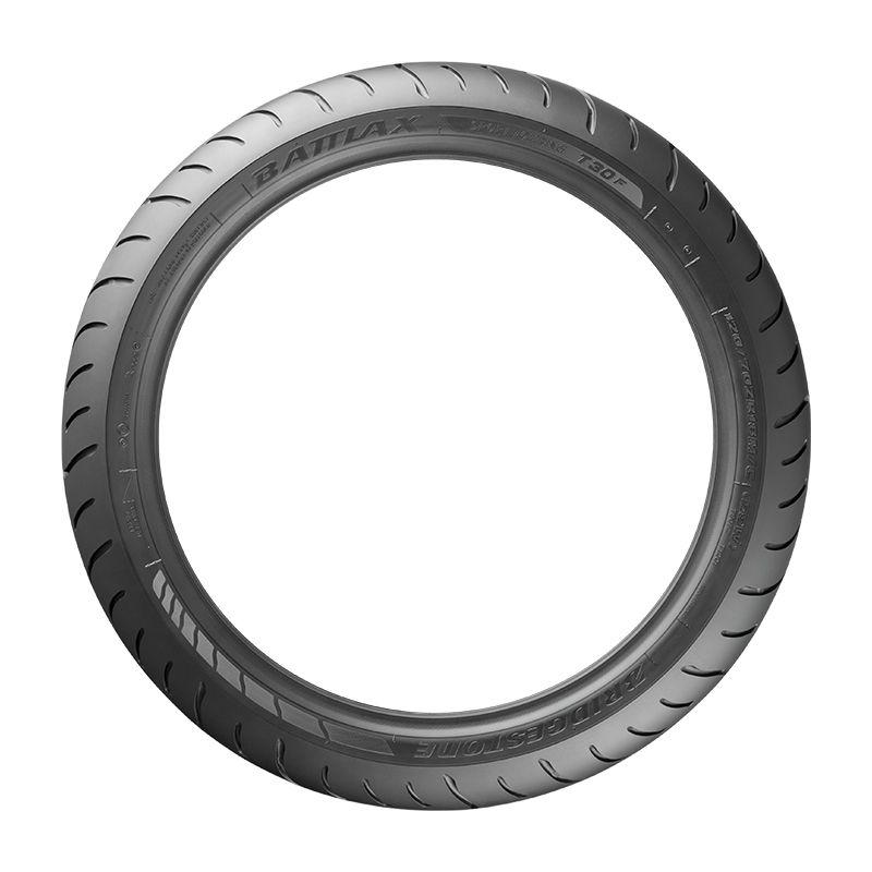 Pneus Bridgestone Battlax T30 120/70 R17 e 180/55 R17