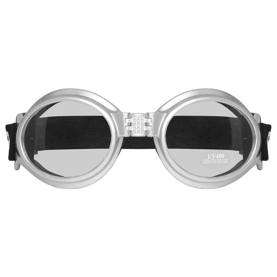 ÓCULOS GOGGLES SKY URBAN STYLE SILVER (Óculos Flexível)