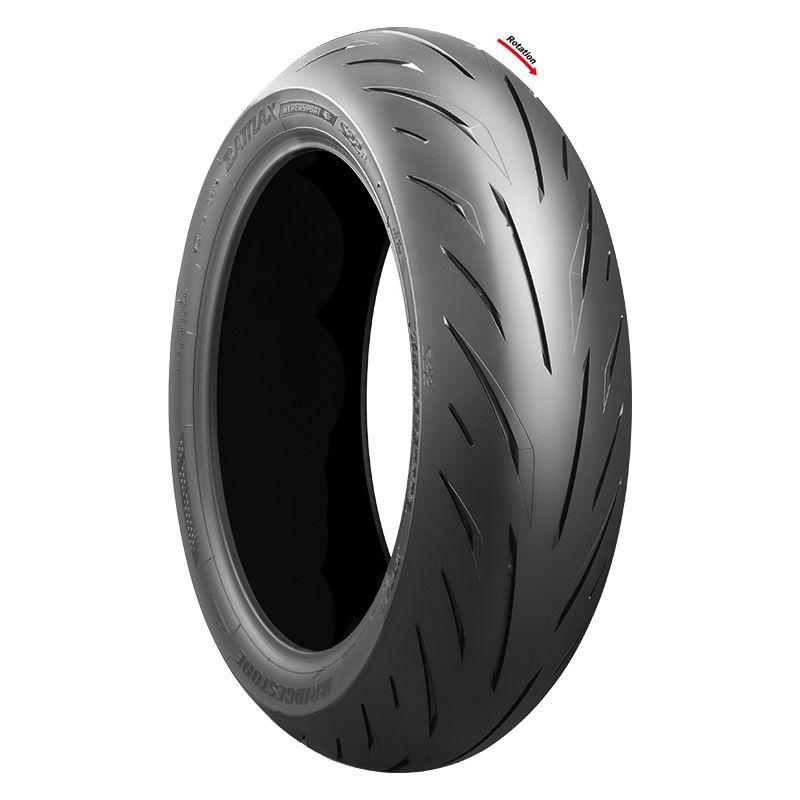 Pneu Bridgestone S22 190/55 R17 75W