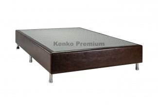 Box Base Para Colchão Em CORINO Solteiro 0,88x1,88 Kenko Premium