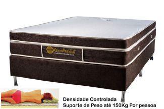 Colchão Magnético Casal 1,38x1,88x27cm Kenko Premium Plus