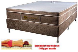 Colchão Magnético Casal Kenko Premium Standart 1,38x1,88x25cm