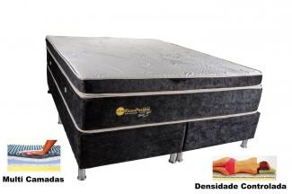Colchão Magnético Kenko Premium, Modelo Gold Linha Exportação