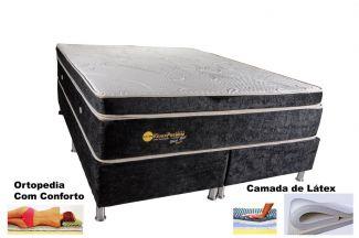 Colchão Magnético Kenko Premium, Modelo HR 29cm Látex
