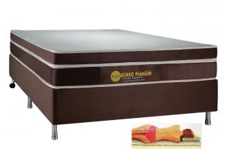 Colchão Magnético Kenko Premium, Modelo Plus Com Pilow Top